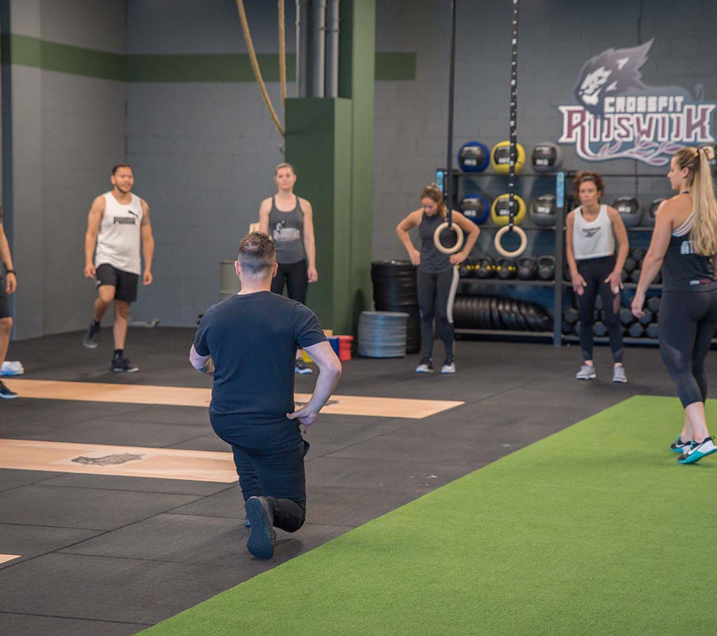 CrossFit Rijswijk - Functionaliteit is CrossFit training