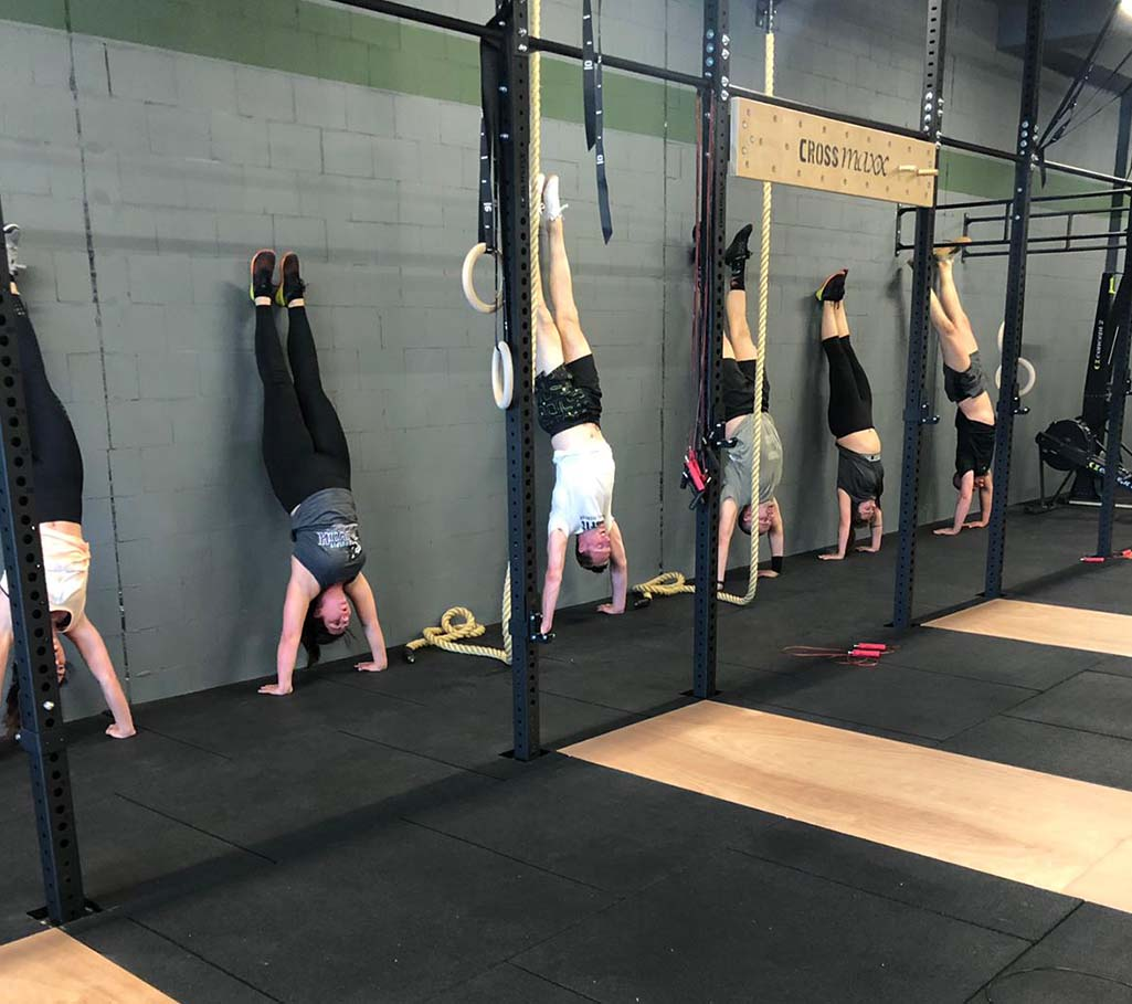 CrossFit Rijswijk - Intensiteit is CrossFit Training