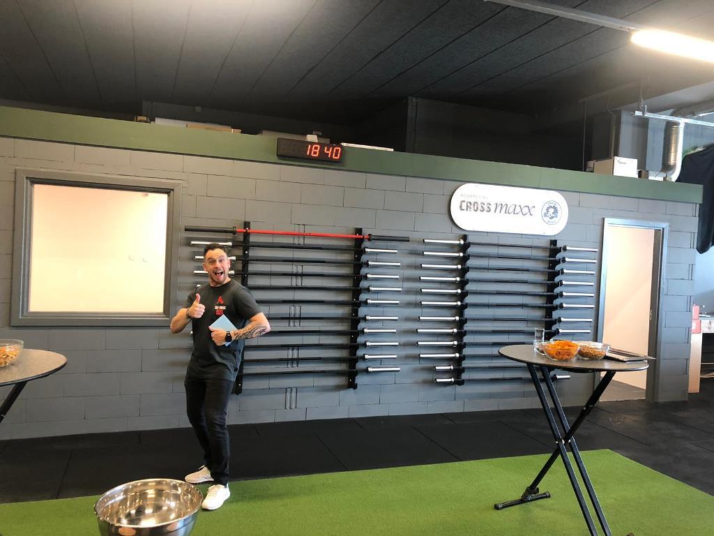 CrossFit Rijswijk - Opening CrossFit box in Rijswijk foto 1