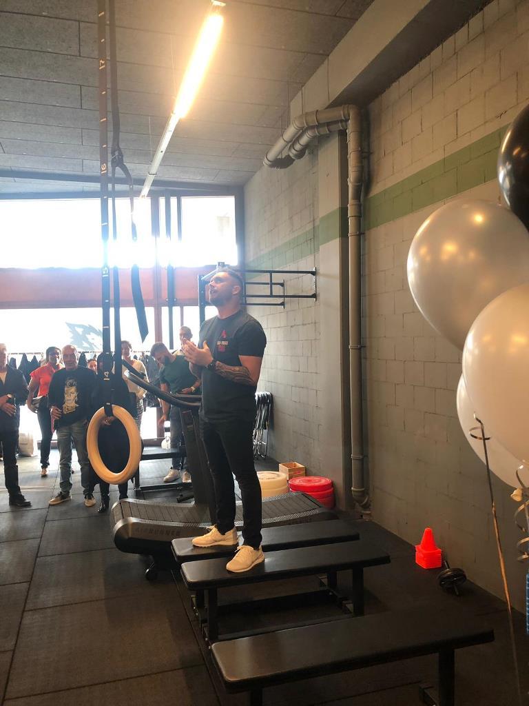 CrossFit Rijswijk - Opening CrossFit box in Rijswijk foto 2