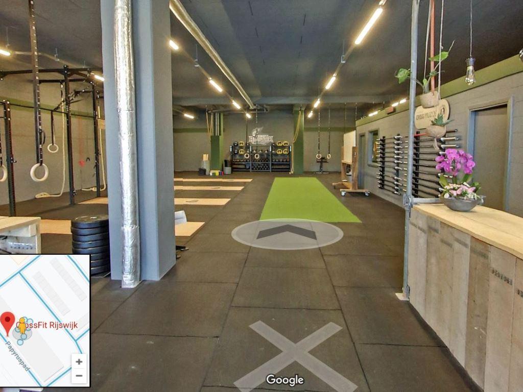 CrossFit Rijswijk - Google Virtual Tour van CrossFit Rijswijk box inside