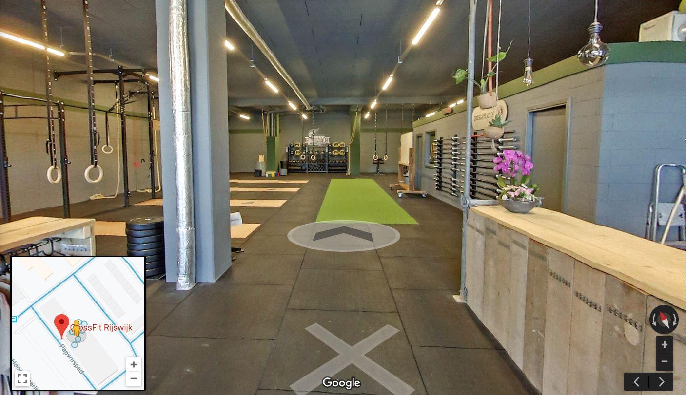 CrossFit Rijswijk - Google Virtual Tour van CrossFit Rijswijk box