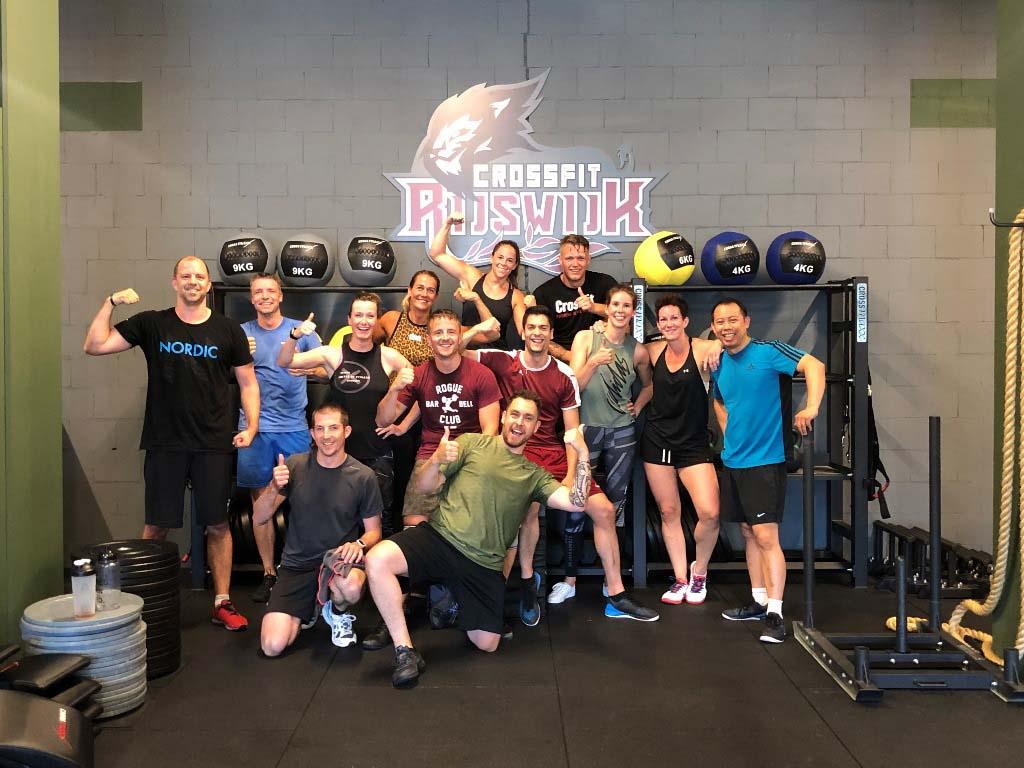 CrossFit Rijswijk - een terugblik op de eerste maand