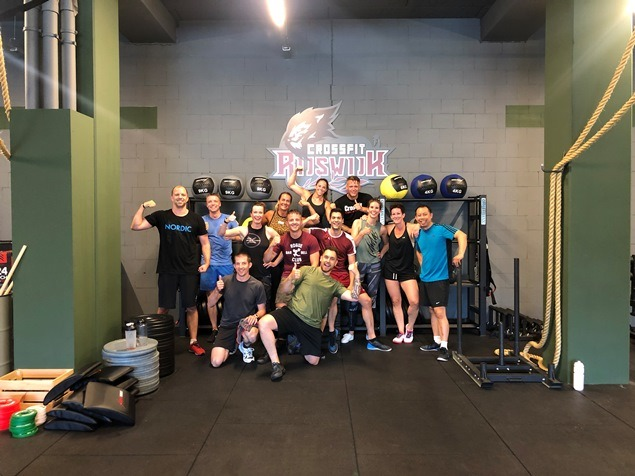 CrossFit Rijswijk - Wat is CrossFit - crossfit community