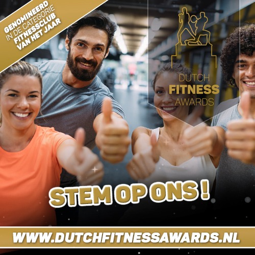 CrossFit Rijswijk - Dutch Fitness Awards