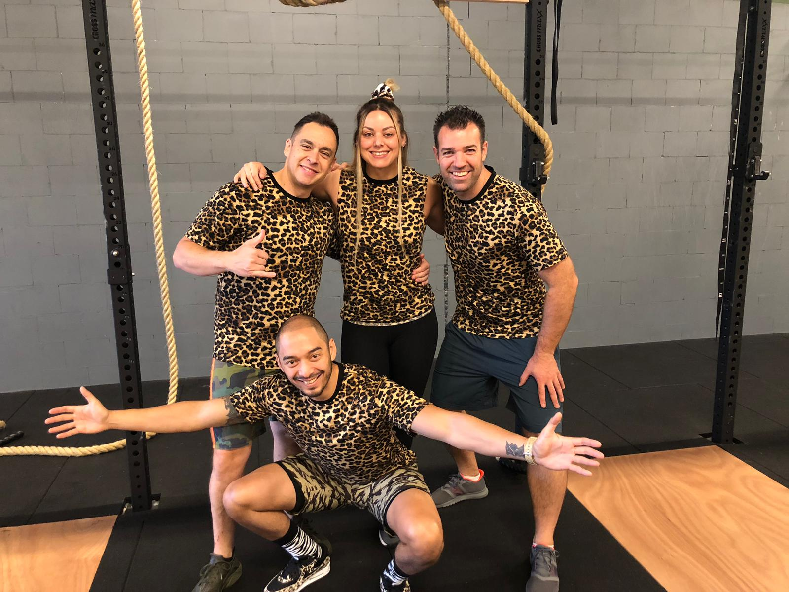 CrossFit Rijswijk Workout Safari 2019 (1)