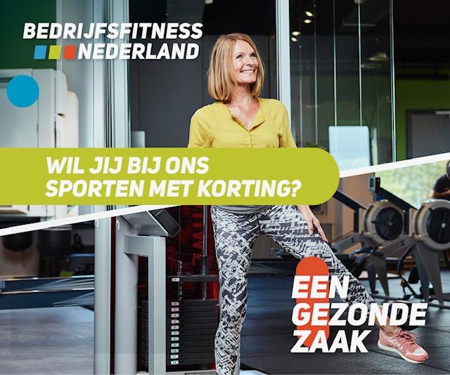 CrossFit Rijswijk - Banner Bedrijfsfitness Nederland