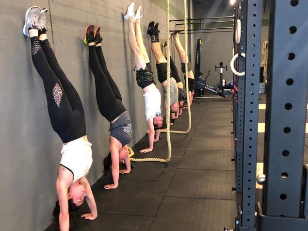 CrossFit Rijswijk - Zware CrossFit workouts