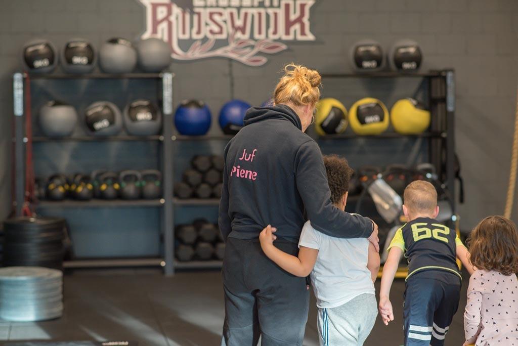 CrossFit Rijswijk - CrossFit Kids - Lekker CrossFit trainen voor kinderen - foto 1