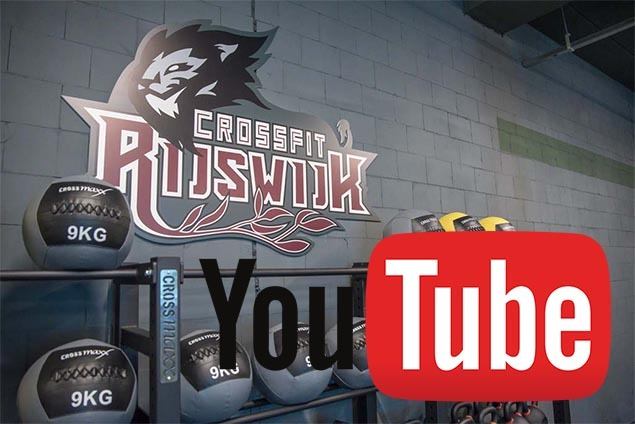 CrossFit Rijswijk - CrossFit Rijswijk Youtube kanaal en Introductie video