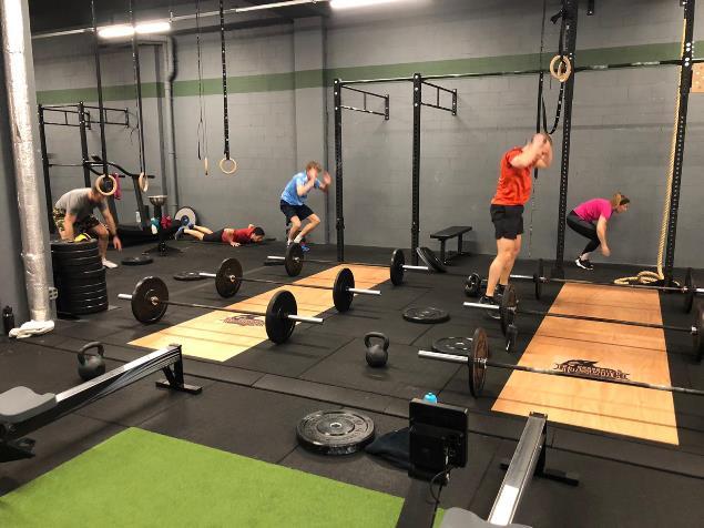 CrossFit Rijswijk - CrossFit nieuwtjes bij CrossFit Rijswijk