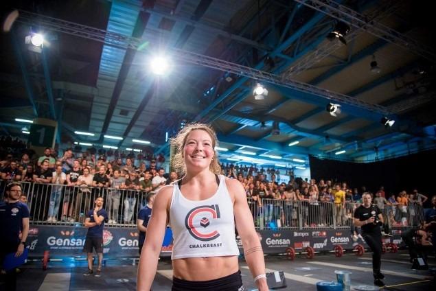 CrossFit Rijswijk - CrossFit Nieuws - week 8 2020 - Gymnastics Workshop met Belinda Bekker