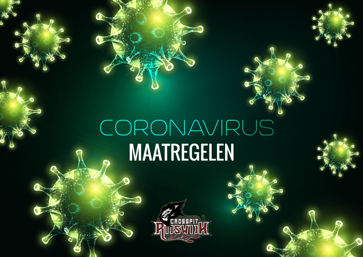 CrossFit-Rijswijk---Coronavirus-Maatregelen 2020