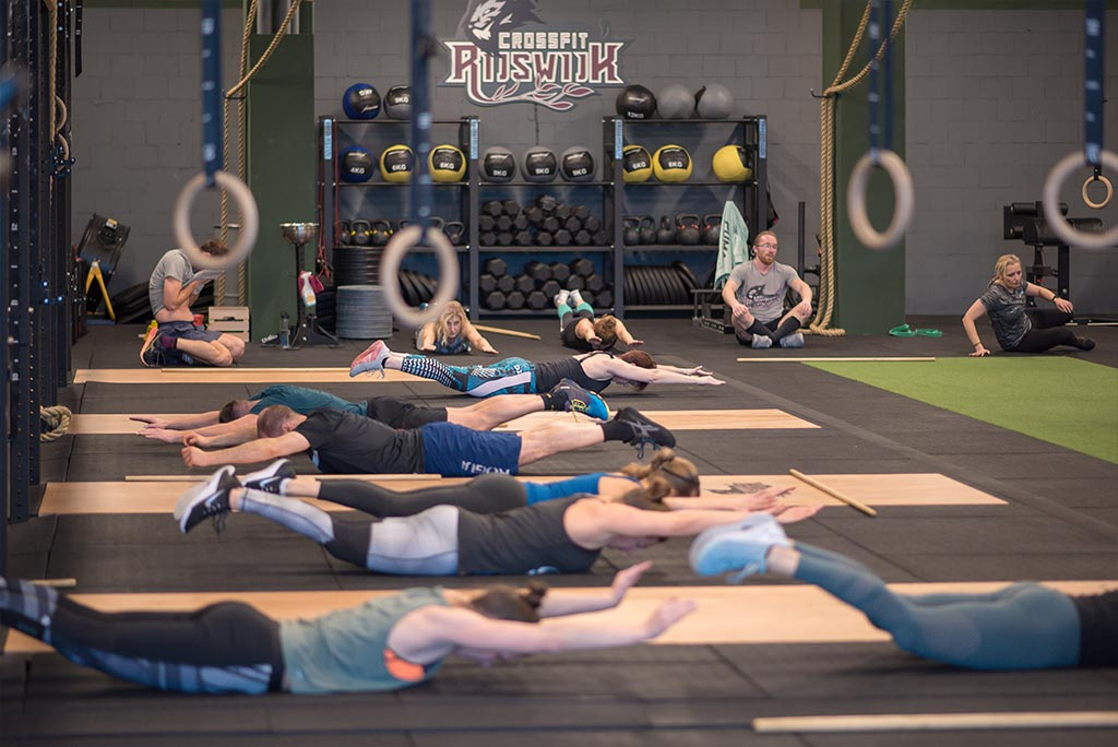 CrossFit Rijswijk Gymnastics Workshop - foto's - 3