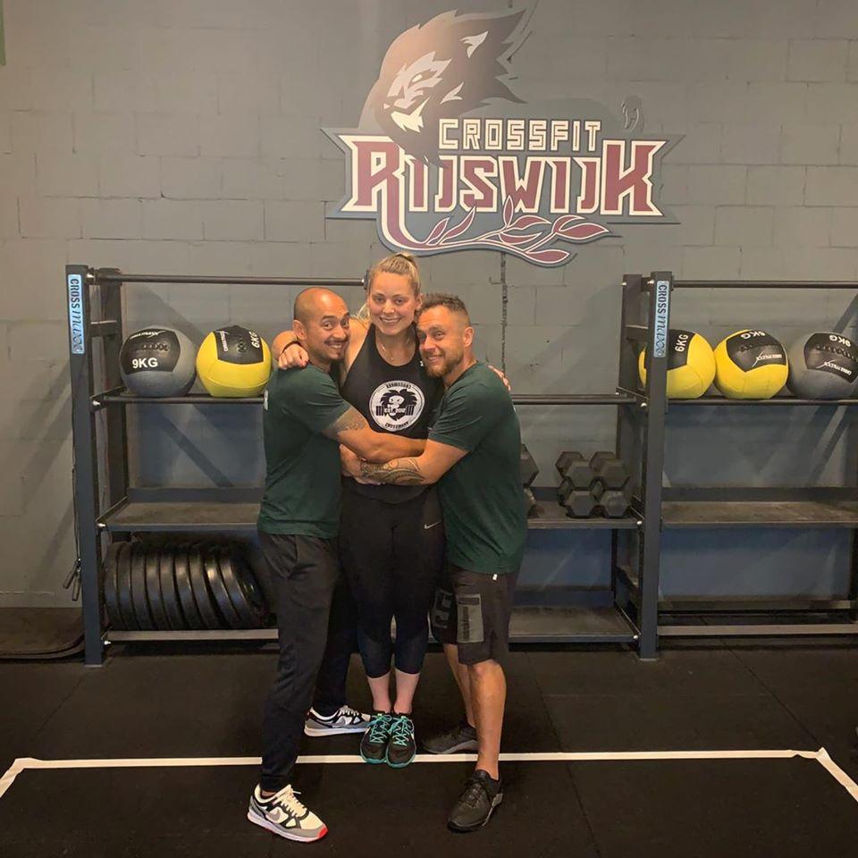 CrossFit Rijswijk - Vertrek van Nona