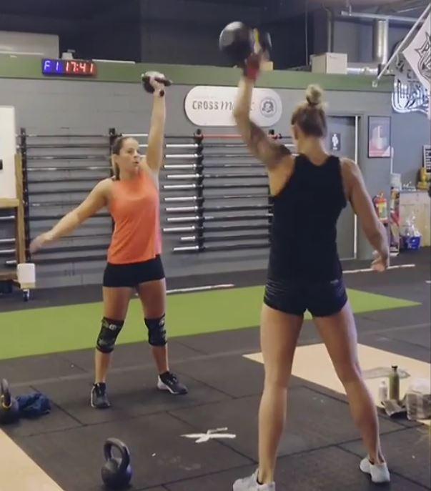 CrossFit Rijswijk - Eindelijk koelere dagen