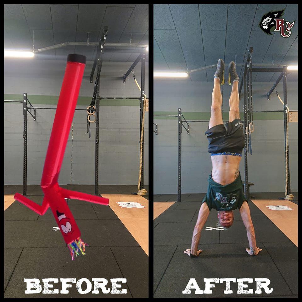CrossFit Rijswijk - nieuw gymnastics lessen van Mike