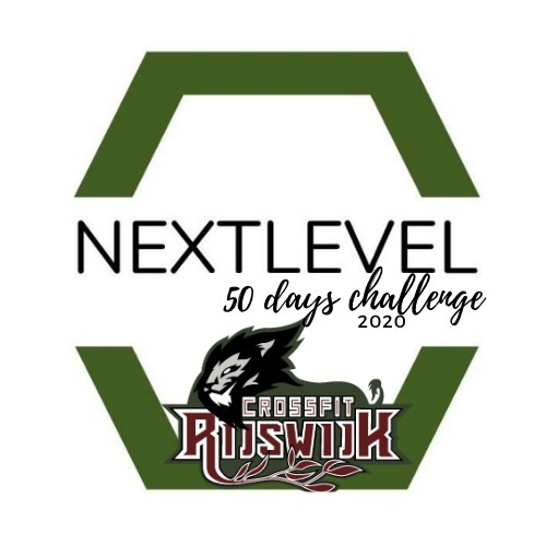 CrossFit Rijswijk - Next Level 50 days Challenge
