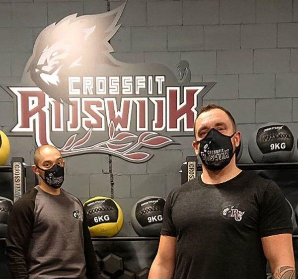 CrossFit Rijswijk - de mooiste mondmaskers