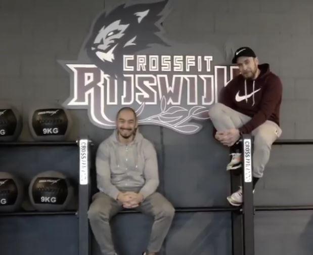 CrossFit Rijswijk - PT bij jou thuis, met Slo en Tim