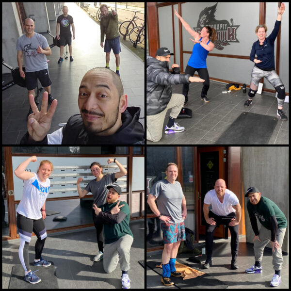 CrossFit Rijswijk - 5 CrossFit WOD's die je buiten kan doen