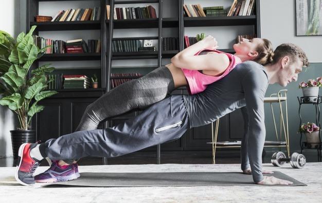 CrossFit Rijswijk - De leukste lichaamsgewicht WOD's voor deze zomer - push up