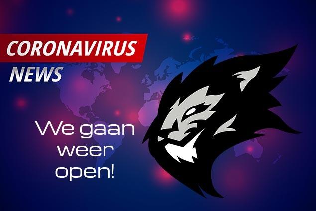 CrossFit Rijswijk - update over de coronavirus maatregelen van 19 mei 2021