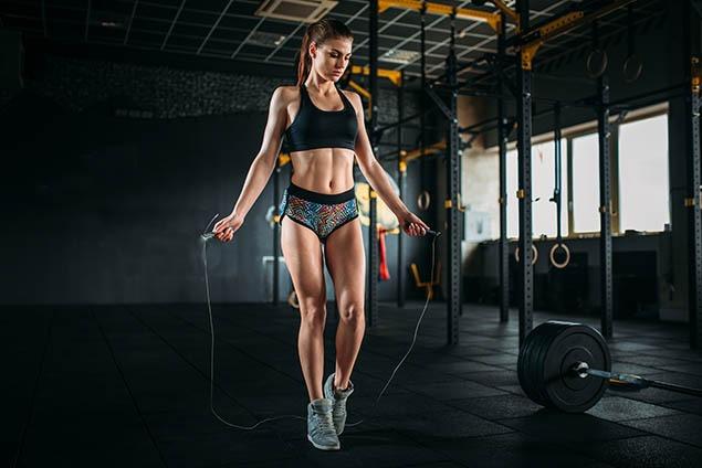 CrossFit Rijswijk - Touwtje springen – de ideale cardio workout