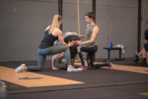 CrossFit Rijswijk Gymnastics Workshop - foto's - 8