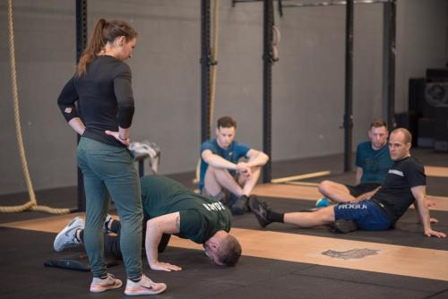 CrossFit Rijswijk Gymnastics Workshop - foto's - 12