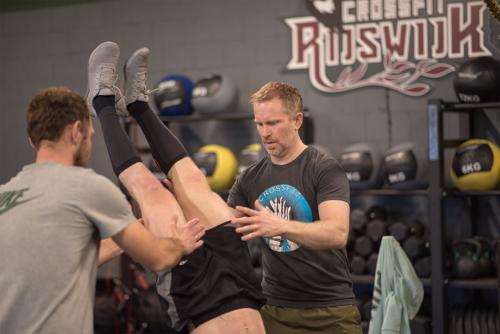 CrossFit Rijswijk Gymnastics Workshop - foto's - 16